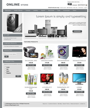 Magesupport Magento themes