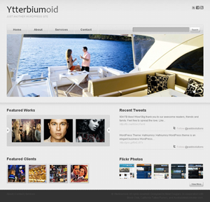 ytterbiumoid wordpress theme