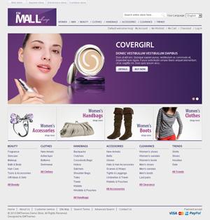 EM MallShop Magento theme