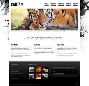 carta all in one premium wordpress