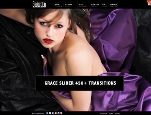 seduction wp theme