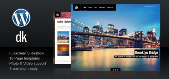 DK For Photography Creative Portfolio