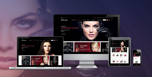 Pav Cosmetics Opencart Theme
