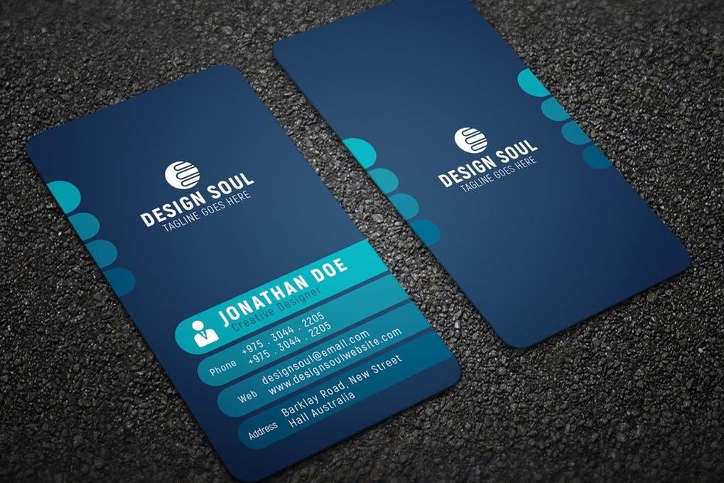 Modern Business Card | weidea