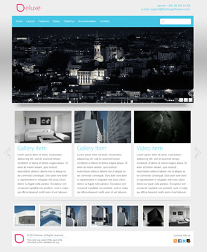 deluxe wordpress themes