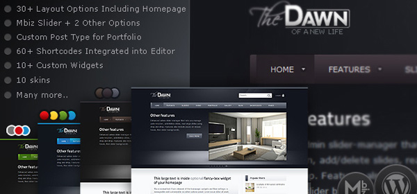thedawn-premium-allinone-wordpress-theme