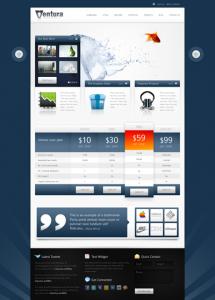 Ventura - WordPress Corporate / Business Theme