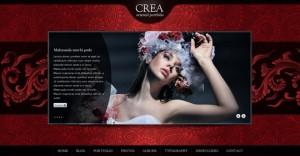 Crea wordpress theme