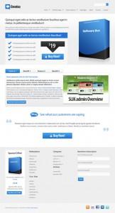 Oceanic Premium WordPress Theme