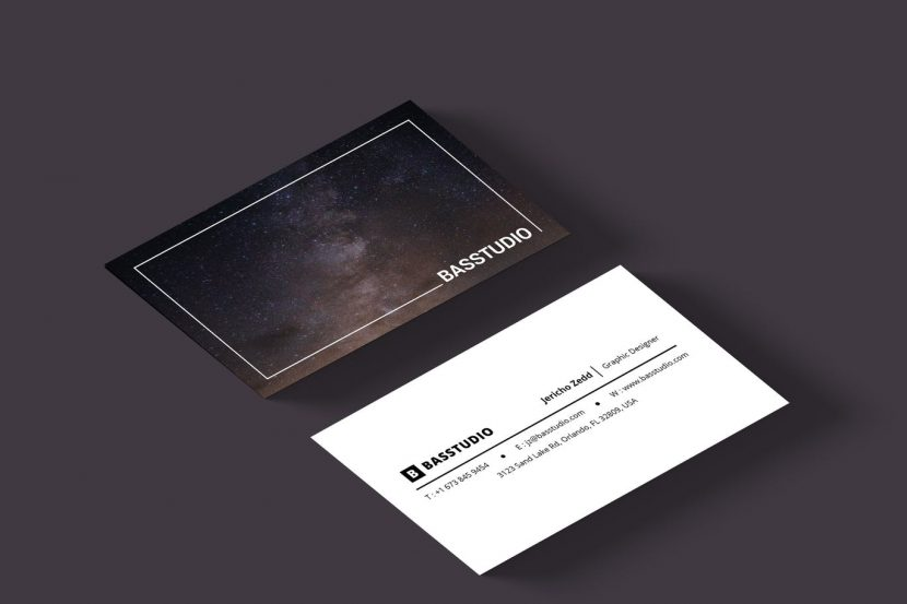 Minimalis graphic design business card weidea minimalis graphic design business card templates introducing this professional clean and creative business card template perfect for use in your next reheart Choice Image