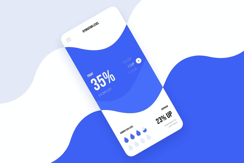 Hydration App | weidea